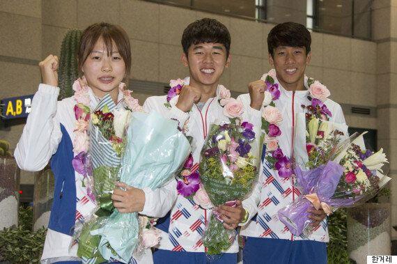 TV에는 한 번도 안 나왔지만 한국에도 리우올림픽에 출전한 근대5종 선수들이