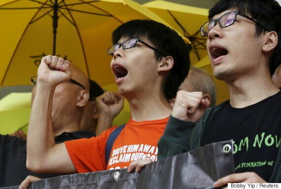 홍콩 '우산혁명' 세대, 이제는 의회로