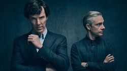 '셜록4'의 첫 공식 이미지가