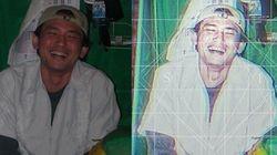한 유저가 조승우·황정민·지진희의 우정여행 사진을 '힙'하게 바꿨다