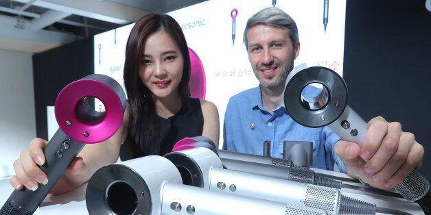 다이슨 헤어드라이어 '슈퍼소닉'이 마침내 한국에