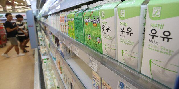 79년 만에 바뀐 우유업계 매출 1위는 더 이상 '서울우유'가