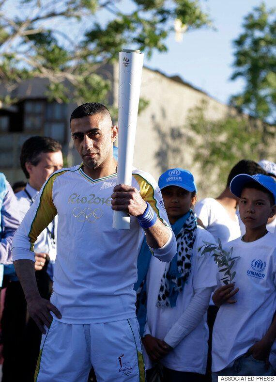 리우 장애인 올림픽에 출전한 시리아 난민의