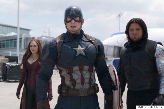 '캡틴 아메리카 : 시빌 워'의 감독은