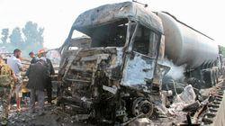 시리아 동시다발 테러로 50여명