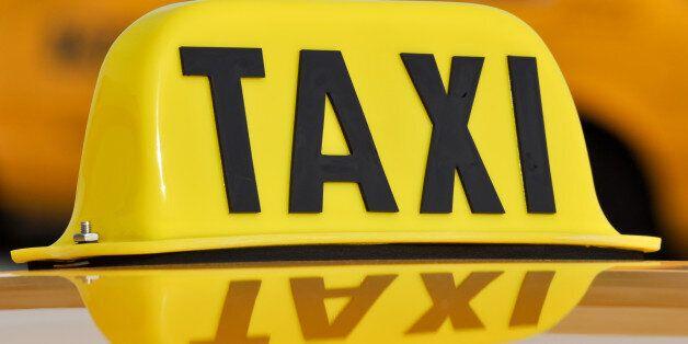 택시기사가 의식을 잃고 앞차와 추돌했는데 승객들은 짐만 챙겨서