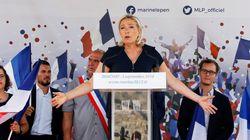 프랑스 르펜이 'EU 탈퇴 국민투표'를