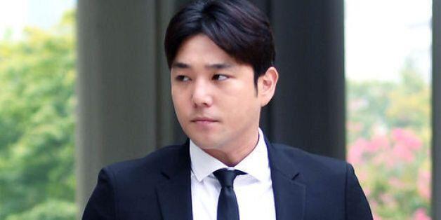 강인이 두 번째 음주운전에 700만 원의 벌금형을