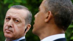 터키가 휴전하라는 미국의 제안을