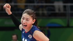 여자배구 대표팀은 러시아에 패했지만, 엄청난 접전을 펼쳤다(사진,