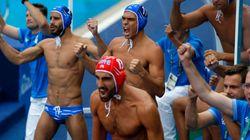남자 수구가 올림픽서 가장 섹시한 종목인 25가지