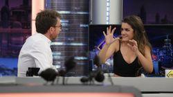 El gesto de Amaia en 'El Hormiguero' que todos comentan: le llueven las críticas al
