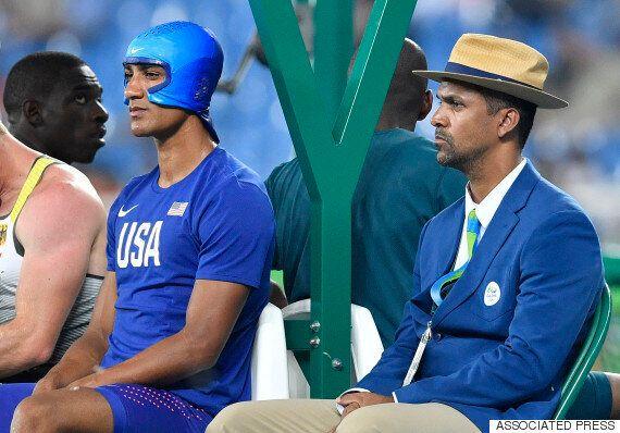 '매그니토'를 닮은 미국 육상 10종 경기 선수의 독특한