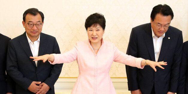박 대통령이