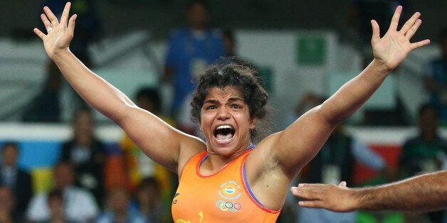 2016 Rio Olympics - Wrestling - Final - Women's Freestyle 58 kg Bronze - Carioca Arena 2 - Rio de Janeiro,...