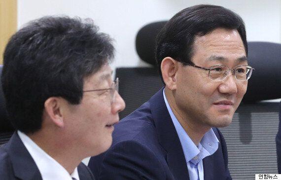 친박의 새누리 지도부 장악에 대한 대권 주자들의