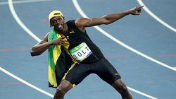 우사인 볼트, 사상 최초로 올림픽 100m 3연패