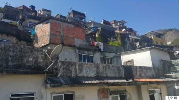 리우 빈민촌, 파벨라에