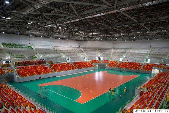 올림픽이 끝나면 리우의 경기장들은 공립 학교와 공원이