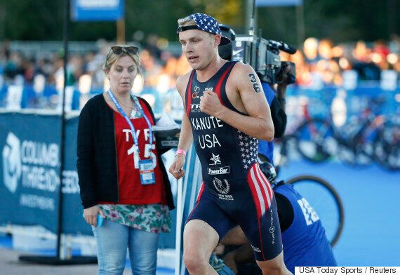 올림픽 개막식에 참석 못한 이 선수는 자신만의 개막식을