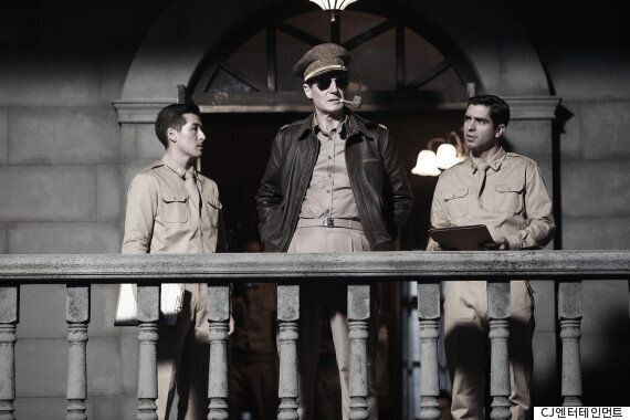 영화 '인천상륙작전'에 대한 미국 매체의 리뷰