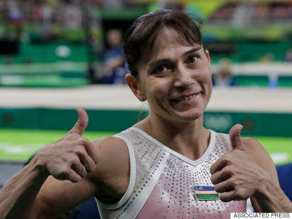 이 41세 체조선수는 7번째 올림픽에서도 이길지