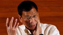 유엔의 인권 지적에 발끈한 필리핀 대통령이 유엔을 탈퇴하겠다고 으름장을