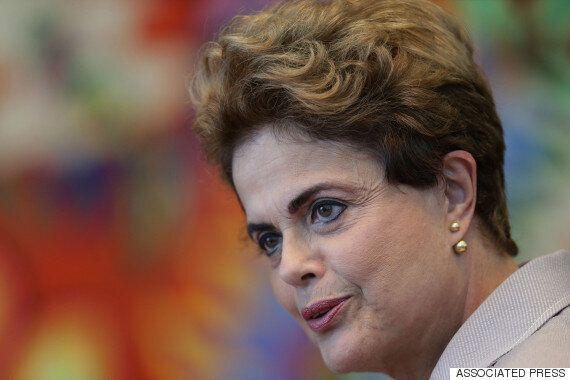 올림픽이 한창이지만, 브라질 의회는 대통령 탄핵 초읽기에