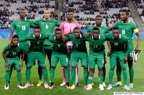 나이지리아 축구팀은 8강전에 안 나올지도