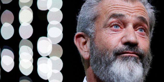 Actor Mel Gibson attends the closing ceremony of the 69th Cannes Film Festival in Cannes, France, May...