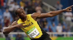 우사인 볼트, 200m도 이겼다(사진,