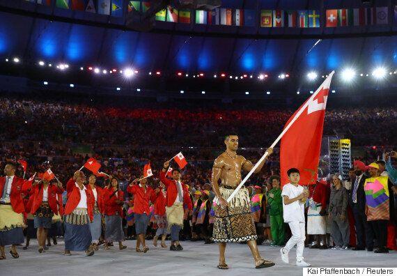올림픽 개막식이 이 태권도 선수의 인생을