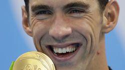 마이클 펠프스, 통산 21번째 금메달