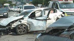 경찰이 해운대 교통사고 운전자가 발작하지 않았다고 판단한 결정적인