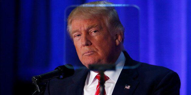 트럼프가 선거운동을 사보타주하는 이유는 애초에 대통령이 될 생각이 없었기