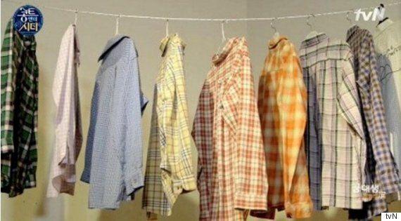 공대생들이 입어도 충분히 스타일리시할 수 있는 체크무늬 셔츠