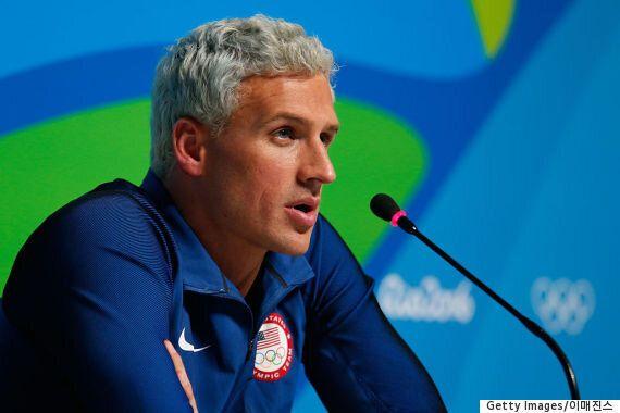 라이언 록티 등 미국 대표팀 수영선수, 총기 든 괴한에 강도