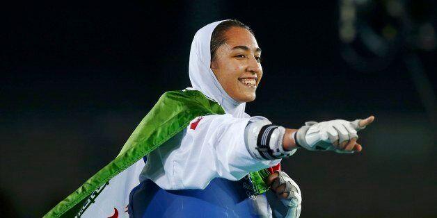 2016 Rio Olympics - Taekwondo - Women's -57kg Bronze Medal Finals - Carioca Arena 3 - Rio de Janeiro,...