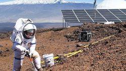 과학자 6명이 1년간 가상으로 '화성 생활'을 해보았다(사진,