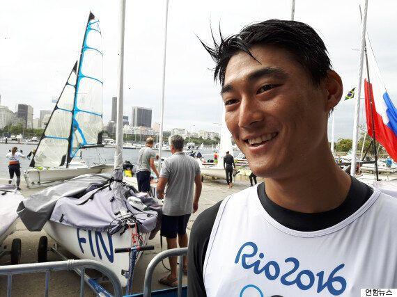 리우올림픽 국대 선수가 말하는 요트 경기의 정의: '요트는 바다에서 각자의 체스를 두는