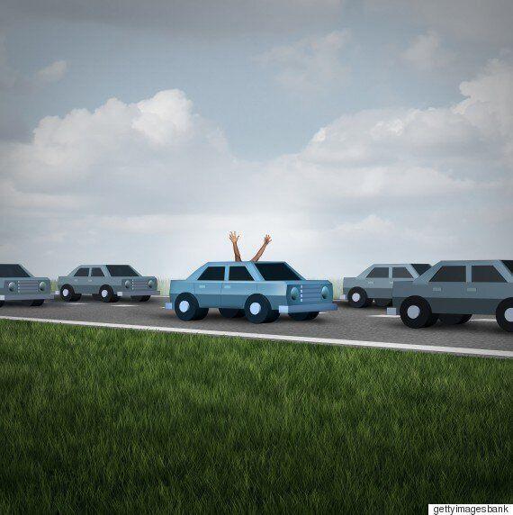 머지않아 찾아올 무인자동차 시대에 궁금한 점