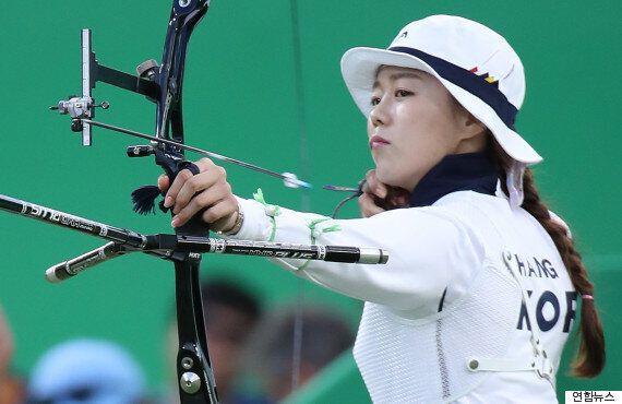 장혜진, 양궁 여자 개인전에서 금메달
