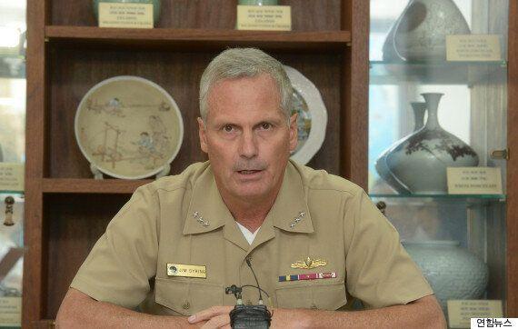 미국 미사일방어 사업의 총책임자가 한국에