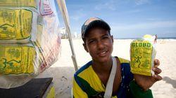 브라질 사람들이 뉴욕타임스에 엄청 분노하고