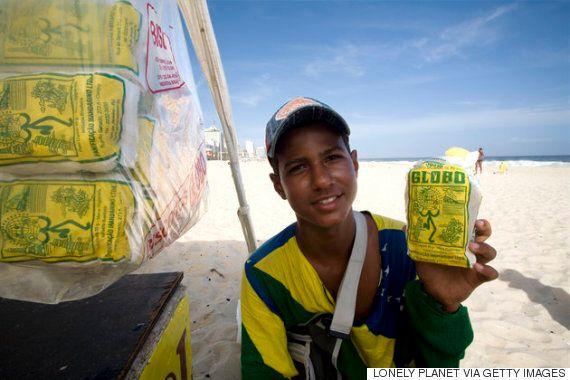 뉴욕타임스가 브라질의 국민 과자를 비판하자 브라질 사람들이 엄청나게 화가