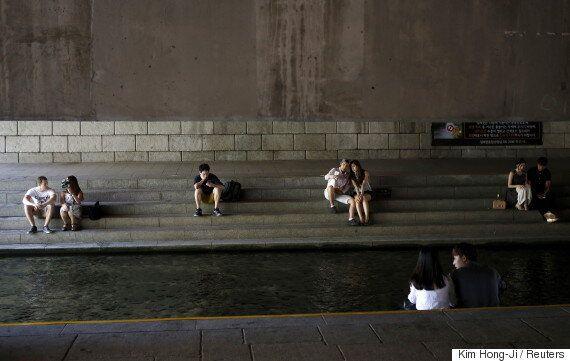 이 '서울시 열환경지도'는 더위에도 '불평등'이 있다는 사실을