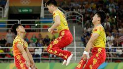 중국 올림픽 체조팀이 선보인 기술에 모두가 충격에