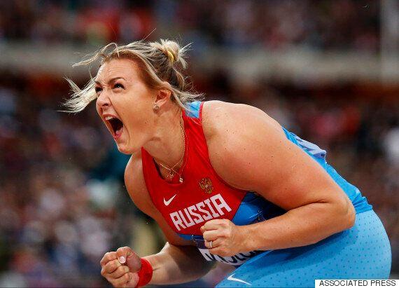 러시아의 런던올림픽 은메달리스트, 도핑 양성 반응