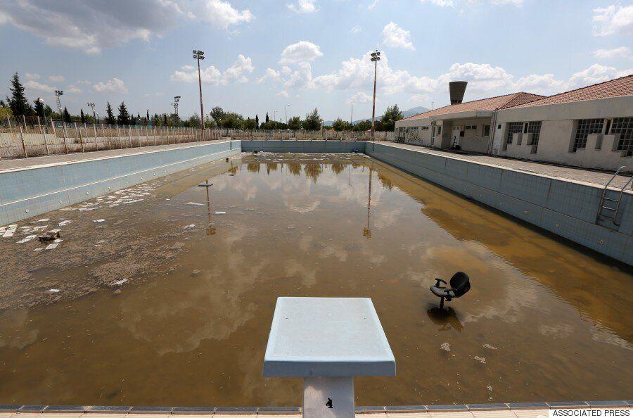 지금은 버려진 과거 올림픽 경기장들의 현재