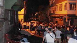 터키의 결혼 피로연에서 폭탄 테러가 발생하여 최소 30명이